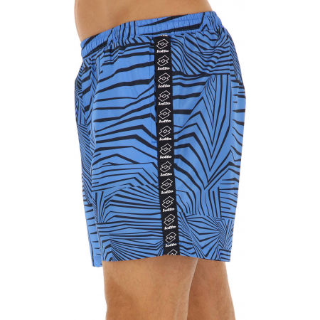 Pánske plavecké šortky - Lotto SHORT BEACH DUE PRT PL - 5