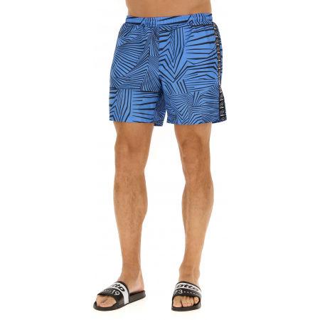 Pánske plavecké šortky - Lotto SHORT BEACH DUE PRT PL - 4