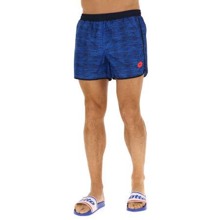 Мъжки бански - шорти - Lotto SHORT BEACH PRT 1 PL - 4