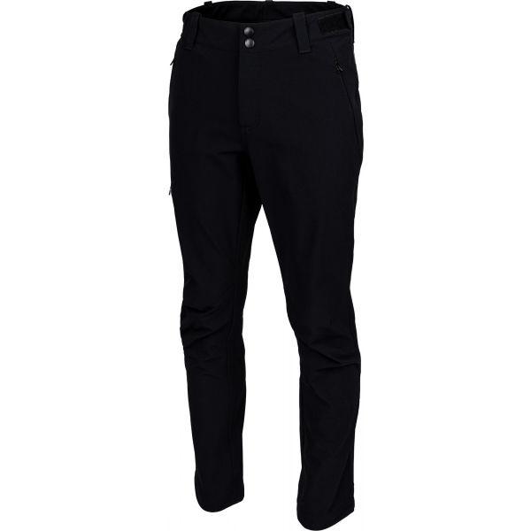 Northfinder BALKYN černá XXL - Pánské kalhoty