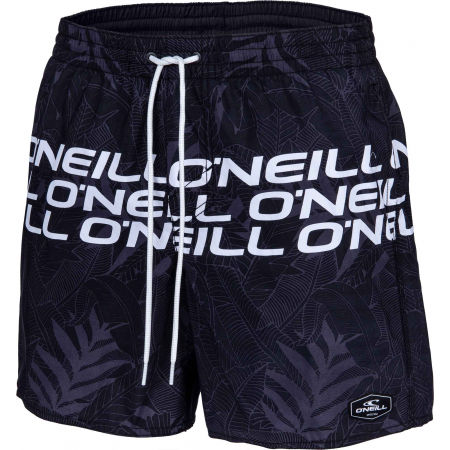Pánske šortky do vody - O'Neill PM STACKED SHORTS - 1