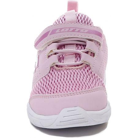 Detská obuv na voľný čas - Lotto SPACEULTRA INF SL - 5