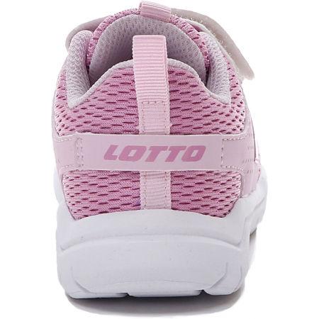 Detská obuv na voľný čas - Lotto SPACEULTRA INF SL - 6