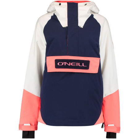 O'Neill PW ORIGINALS ANORAK - Dámská lyžařská/snowboardová bunda
