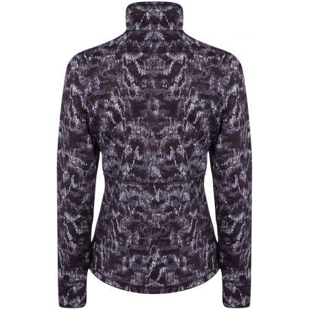Women's fleece sweatshirt - O'Neill PW CLIME FLEECE FZ AOP - 2