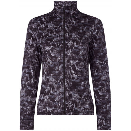 O'Neill PW CLIME FLEECE FZ AOP - Hanorac fleece de damă