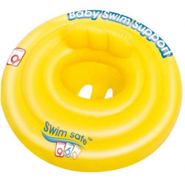 Bestway BABY SEAT - Inflatable swim ring with a sitting cross - Bestway