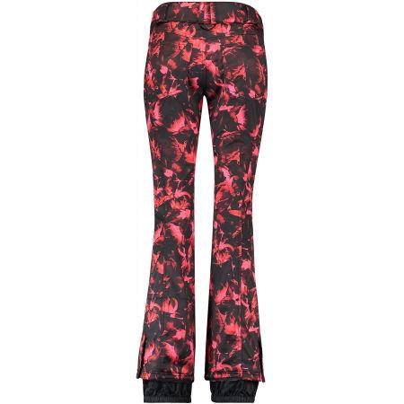 Дамски панталони за ски/сноуборд - O'Neill PW SPELL SKINNY PANTS AOP - 2