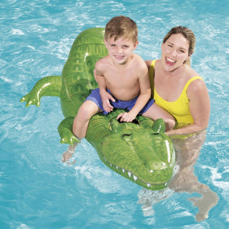 CROCODILE RIDER - Inflatable toy - Bestway CROCODILE RIDER - 4