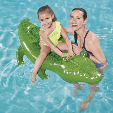 CROCODILE RIDER - Inflatable crocodile - Bestway CROCODILE RIDER - 3