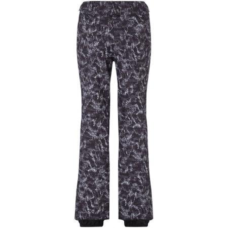 Dámské lyžařské/snowboardové kalhoty - O'Neill PW GLAMOUR PANTS AOP - 2