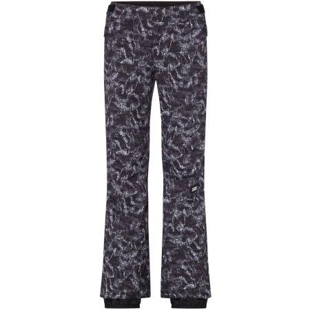 O'Neill PW GLAMOUR PANTS AOP - Dámske lyžiarske/snowboardové nohavice