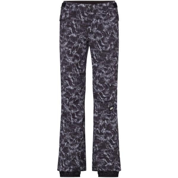 O'Neill PW GLAMOUR PANTS AOP  L - Dámské lyžařské/snowboardové kalhoty
