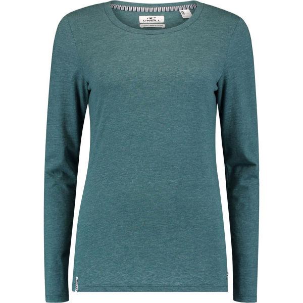 O'Neill LW ESSENTIAL LS T-SHIRT  L - Dámské triko s dlouhým rukávem