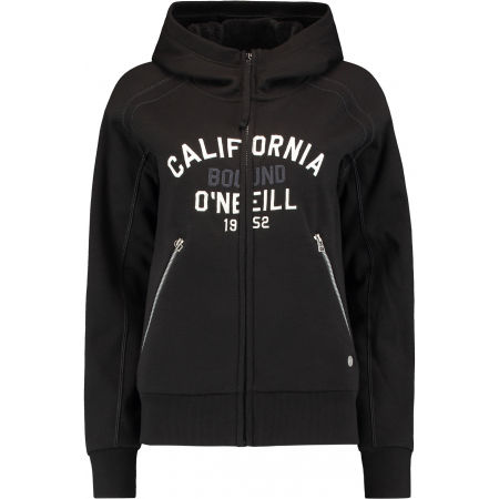 O'Neill LW HOODED SUPERFLEECE FZ - Дамски суитшърт