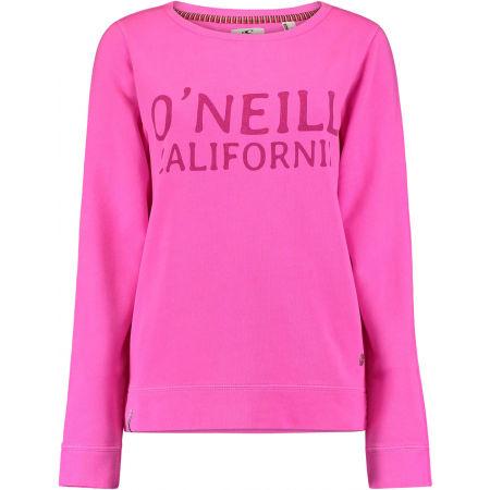 Women's sweatshirt - O'Neill LW HAVASU CREW - 1