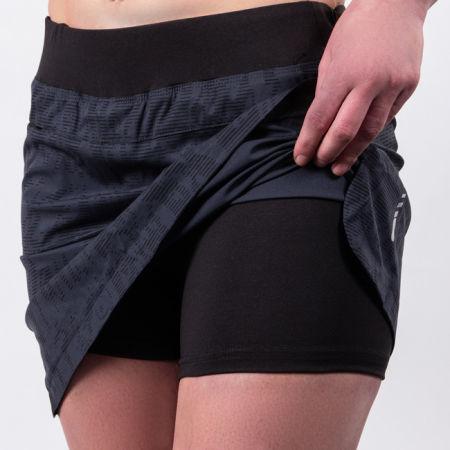 Spódnica do biegania 2 w 1 damska - Klimatex IMELDA - 5