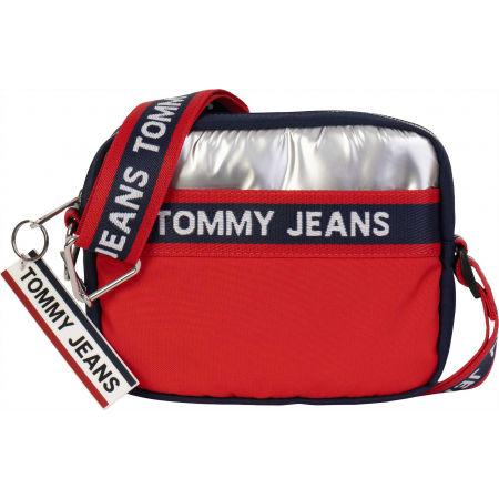 Tommy Hilfiger TJW LOGO TAPE CROSSOVER CB - Damen Handtasche