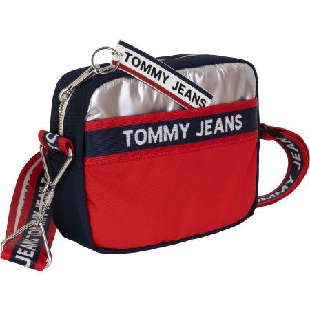 Dámska kabelka - Tommy Hilfiger TJW LOGO TAPE CROSSOVER CB - 2