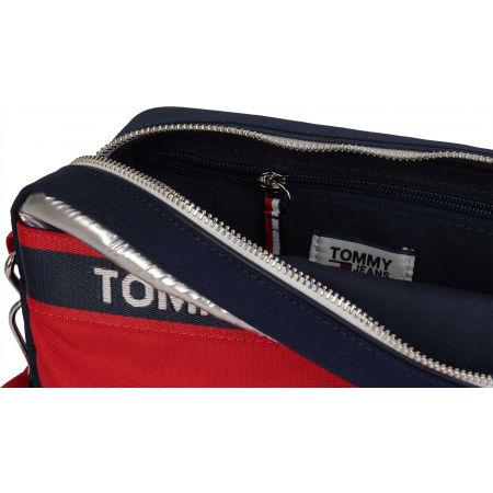 Dámska kabelka - Tommy Hilfiger TJW LOGO TAPE CROSSOVER CB - 4