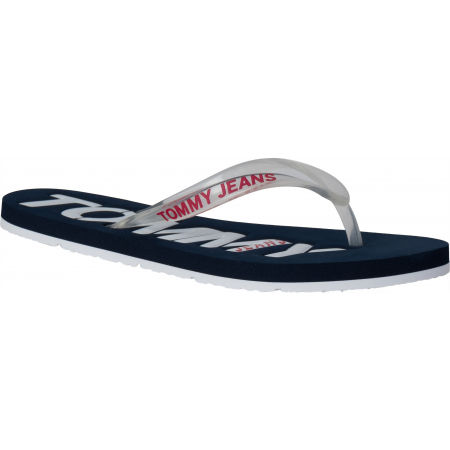 Tommy Hilfiger POP COLOR BEACH SANDAL - Дамски джапанки