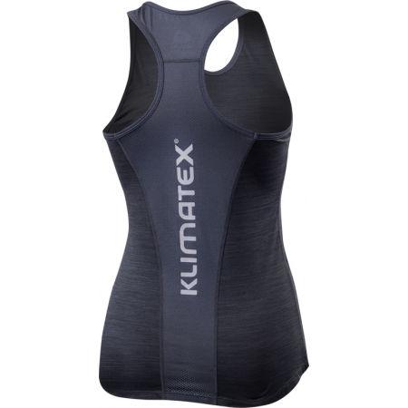 Koszulka do biegania damska - Klimatex TUULA - 2