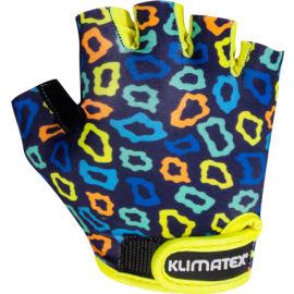 Klimatex KOTTE - Detské cyklistické rukavice