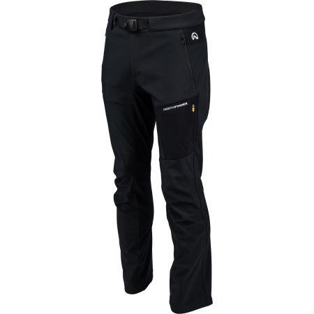 Pantaloni softshell de bărbați - Northfinder JONAFIS - 1