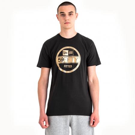 New Era NE VISOR STICKER TEE - Мъжка тениска