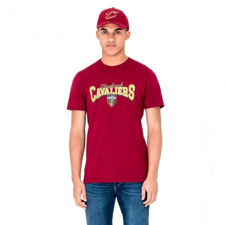 Pánské triko - New Era NE NBA CLEVELAND CAVALIERS - 1