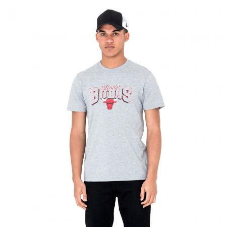 Pánské triko - New Era NE NBA CHICAGO BULLS - 1