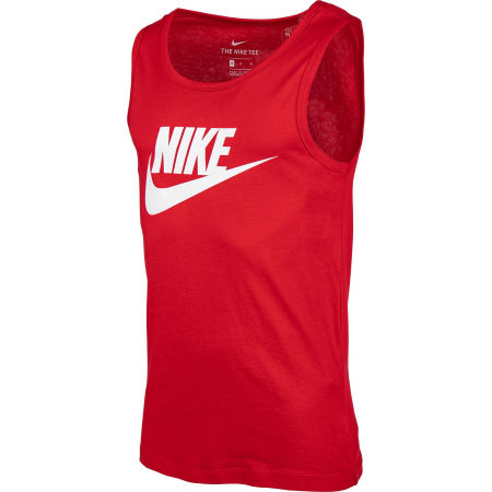 Pánske tielko - Nike NSW TANK ICON FUTURA - 2