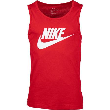 Nike NSW TANK ICON FUTURA - Мъжки потник