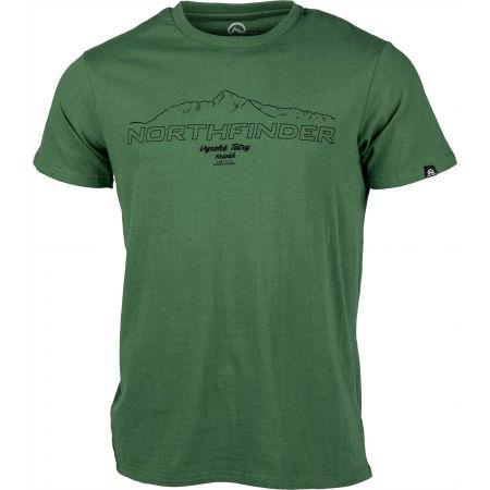 Northfinder ANTIN - Pánske tričko