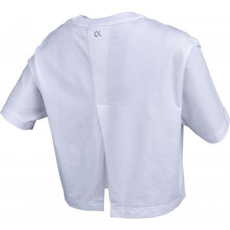Дамска тениска - Calvin Klein CROPPED SHORT SLEEVE T-SHIRT - 3