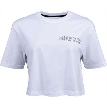 Calvin Klein CROPPED SHORT SLEEVE T-SHIRT - Damenshirt