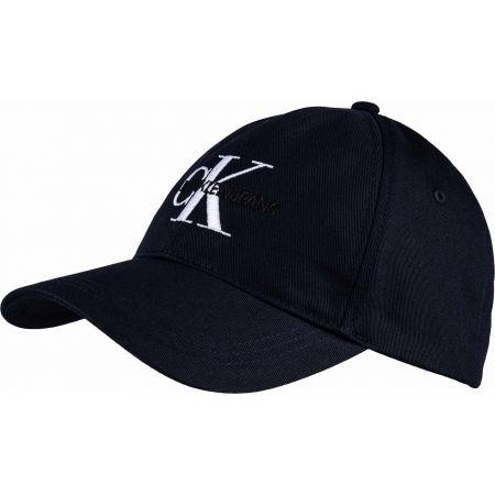 Унисекс шапка с козирка - Calvin Klein CKJ MONOGRAM CAP - 1