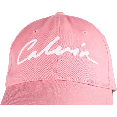 Women's cap - Calvin Klein CKJ SIGNATURE CAP - 2