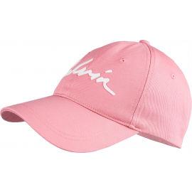 Calvin Klein CKJ SIGNATURE CAP - Dámska šiltovka
