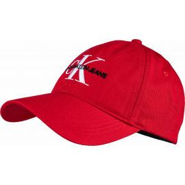 Calvin Klein CKJ MONOGRAM CAP - Унисекс шапка с козирка