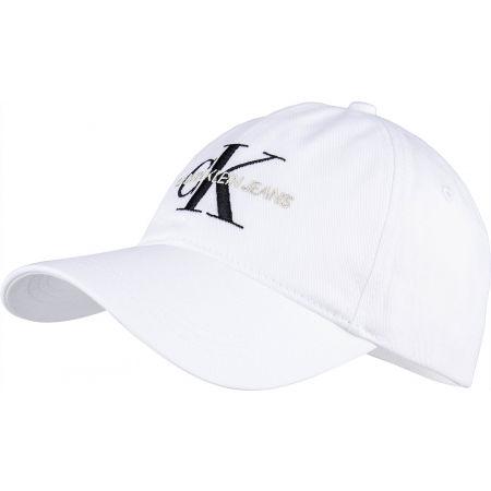 Unisex baseball cap - Calvin Klein CKJ MONOGRAM CAP - 1