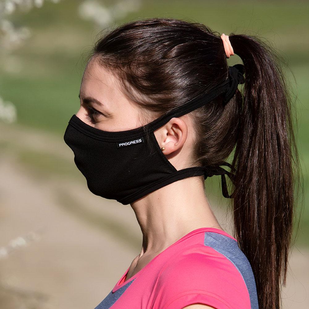 Оформена маска