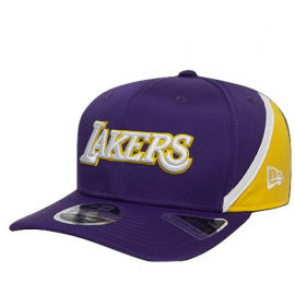 New Era 9FIFTY STRETCH SNAP NBA LOS ANGELES LAKERS - Klubová šiltovka
