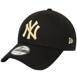 New Era 9FORTY MLB LEAGUE ESSSENTIALS NEW YORK YANKEES W - Czapka z daszkiem damska