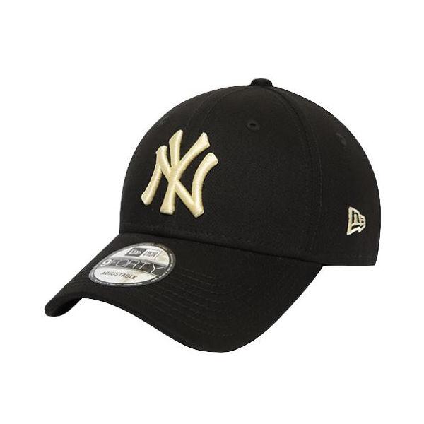 New Era 9FORTY MLB LEAGUE ESSSENTIALS NEW YORK YANKEES W - Dámska šiltovka