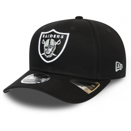 New Era 9FIFTY STRETCH SNAP NFL OAKLAND RAIDERS