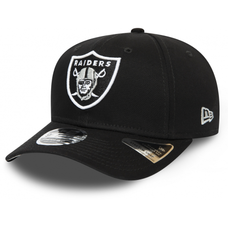 New Era 9FIFTY STRETCH SNAP NFL OAKLAND RAIDERS - Șapcă bărbați