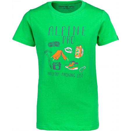 ALPINE PRO SABLO - Dětské triko