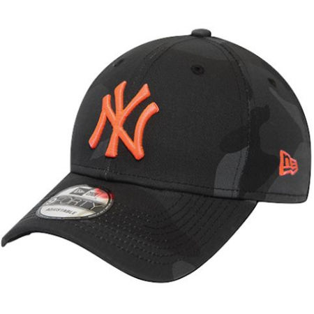 Men's trucker cap - New Era 9FORTY MLB CAMO ESSENTIAL NEW YORK YANKEES