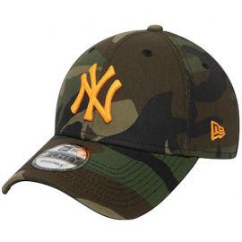 New Era 9FORTY MLB CAMO ESSENTIAL NEW YORK YANKEES - Șapcă de bărbați